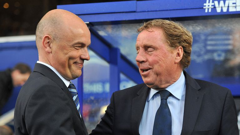 Uwe Rosler: Saw Wigan come up short against Harry Redknapp's QPR