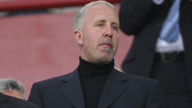 Randy Lerner: Aston Villa owner is aiming to sell the Premier League club