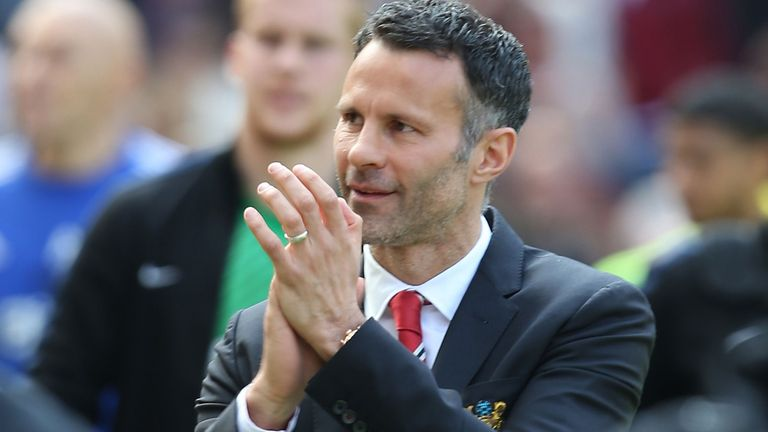 Ryan Giggs: Fully aware of how tough a job it is at Old Trafford