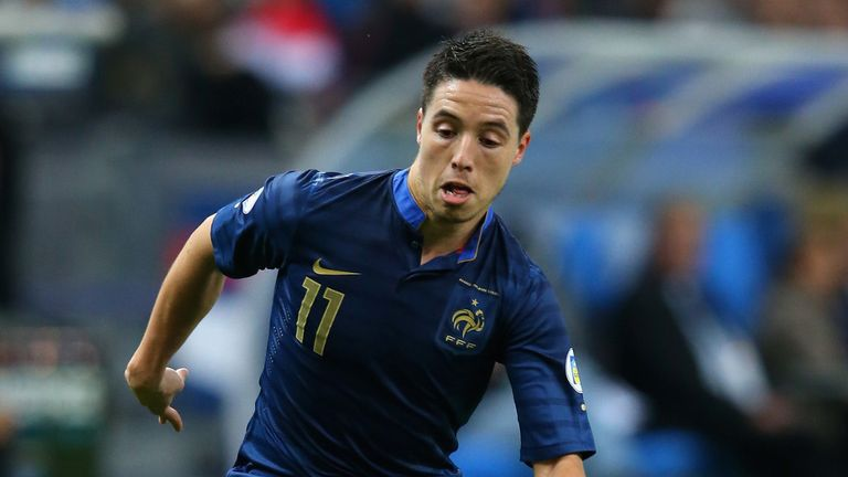 Samir Nasri: Set to quit France.