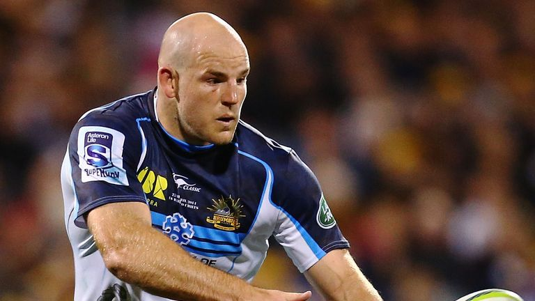 Stephen Moore: Will skipper Australia during the series with France