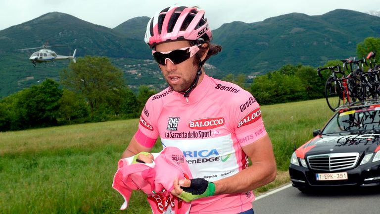 Michael Matthews: No Tour de France for injured sprint star