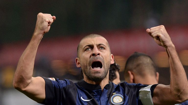 Walter Samuel: Has signed one-year contract with Basel