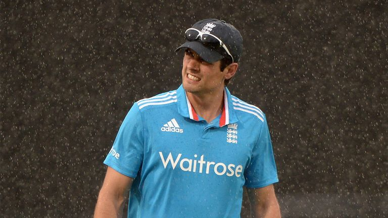 Alastair Cook: Fitness to be decided on Wednesday