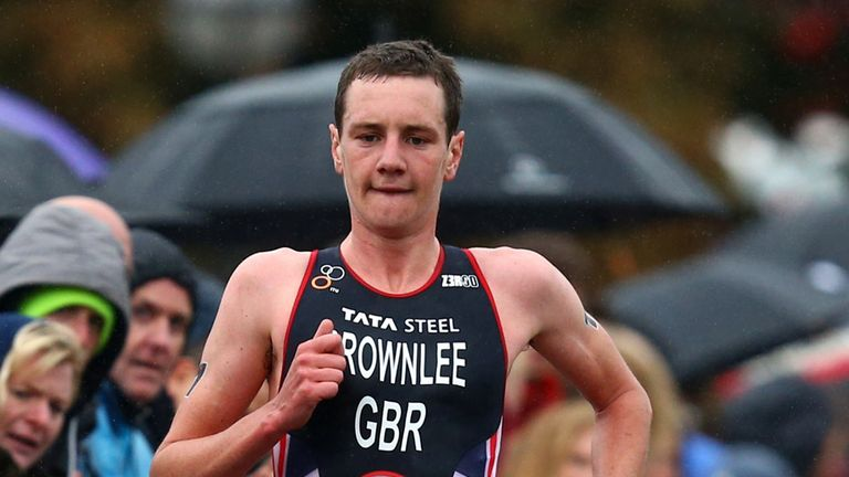 Alistair Brownlee: Had to settle for fourth spot in London