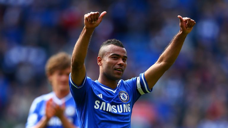 Ashley Cole: England's best left-back, says Chris Powell