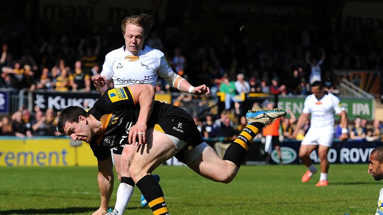 Charlie Hayter: Left Wasps to join the Sevens set up