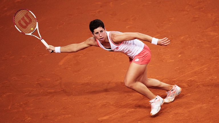 Carla Suarez Navarro: Finally won a WTA title on her sixth attempt