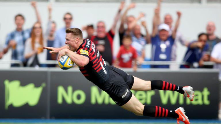 Chris Ashton: Among Saracens players who could get England call for NZ tour