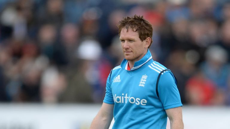 Eoin Morgan: Backing Alastair Cook