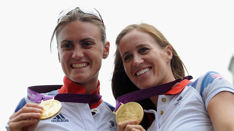 Helen Glover and Heather Stanning: Another gold for British pair