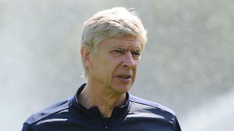 Arsene Wenger: Hopes Arsenal will improve on last season