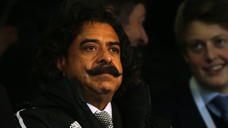 Shahid Khan: Expecting results