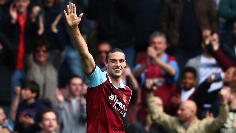 Andy Carroll: Tipped to shine at West Ham by David Sullivan