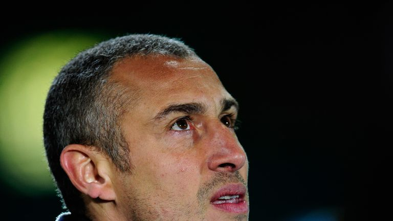 Henrik Larsson: Falkenbergs manager has not been approached by Celtic
