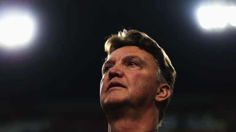 Louis van Gaal: Looks set to be appointed by Manchester United