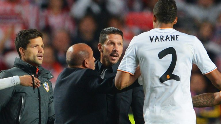 Raphael Varane: Not thinking of future and has no problem with Diego Simeone