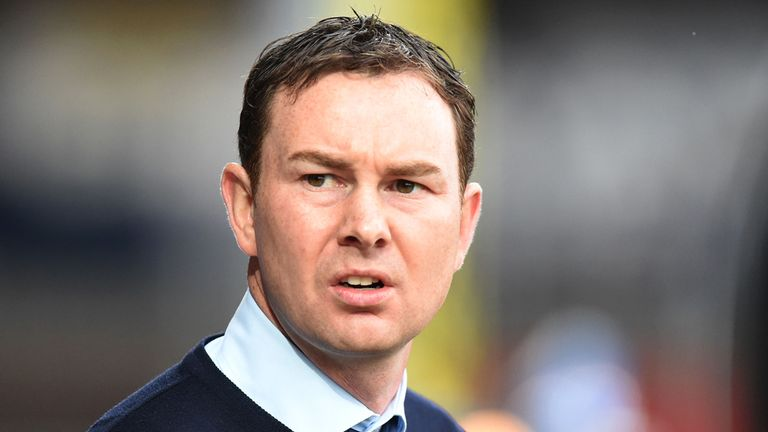 Derek Adams: Three more recruits for Ross County boss