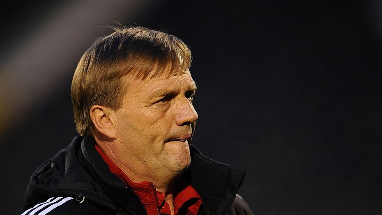 Steve Wigley: Could join up with Stuart Pearce at Nottingham Forest