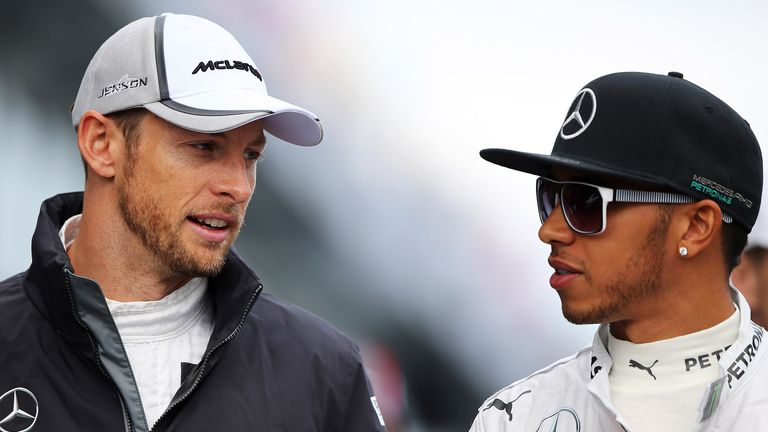 "Jenson Button: Expects Lewis Hamilton to ""blitz"" the field in Canada"