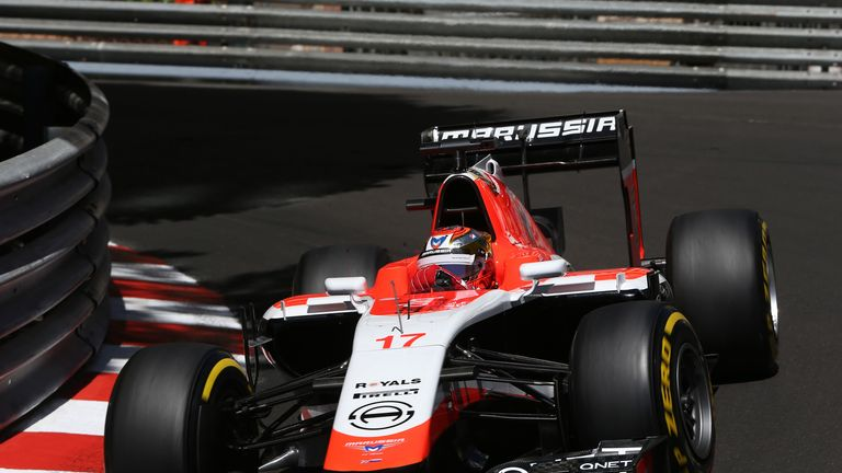 Jules Bianchi: Will take a grid penalty in Monaco