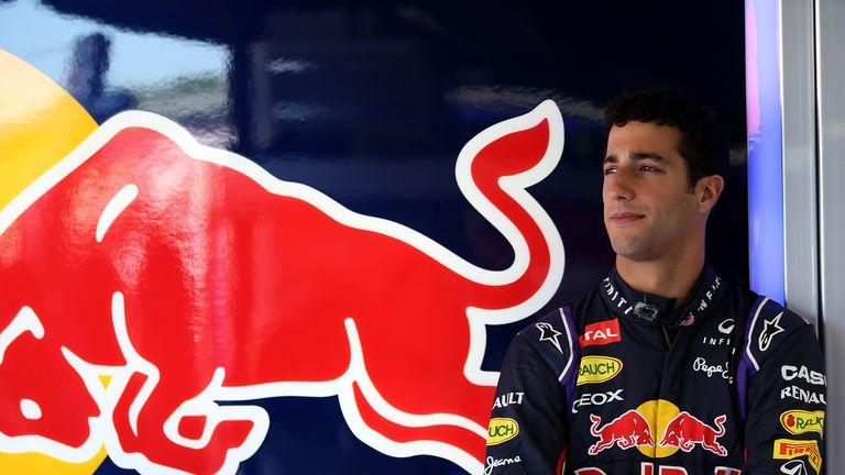 Daniel Ricciardo: Third fastest