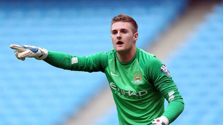 Ian Lawlor: Manchester City goalkeeper added to Republic of Ireland squad