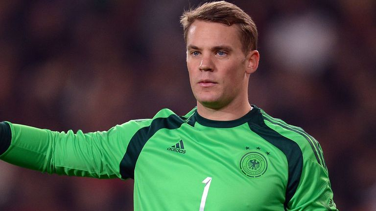 Manuel Neuer: Will be fit for the World Cup