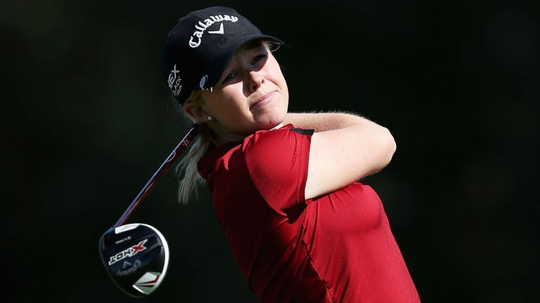 Stephanie Meadow: Retains place from previous Curtis Cup
