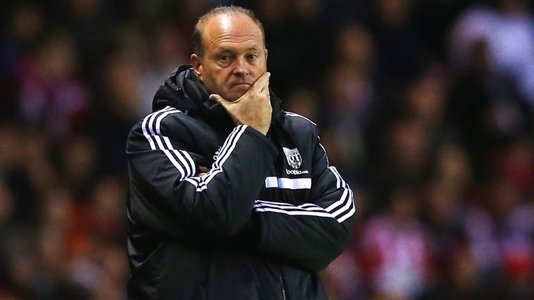 Pepe Mel: West Brom have parted company with boss after just five months
