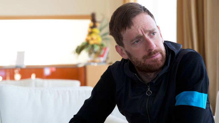 Wiggins: Admits he's 'a bit of a hoarder'