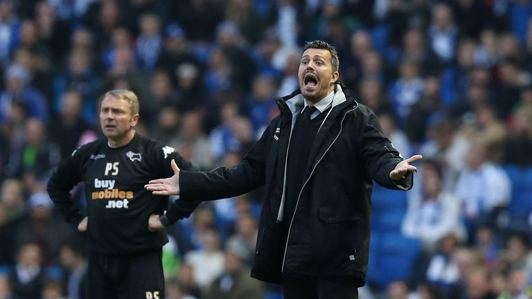 Oscar Garcia: Former Brighton boss takes charge at Watford
