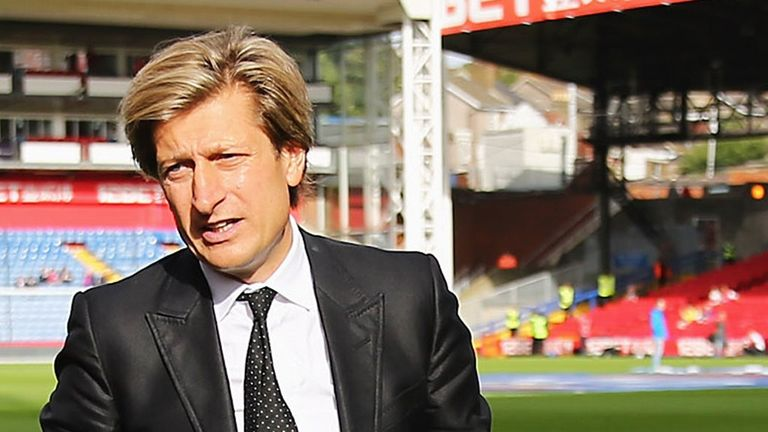 Steve Parish: Expects Tony Pulis to find another job soon