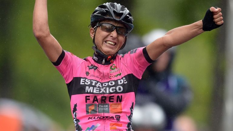 Rossella Ratto won stage two and took the race lead