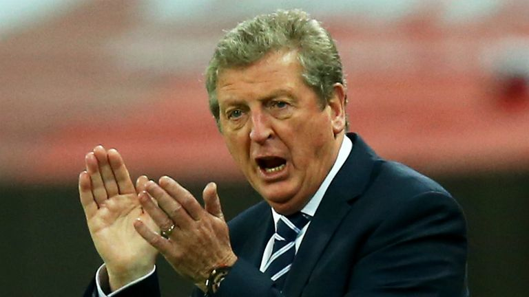 Roy Hodgson: Pleased the FA think he is the man to take England forward