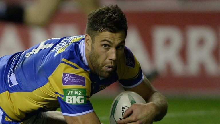 Joel Moon: Banned for two matches following his red card against St Helens