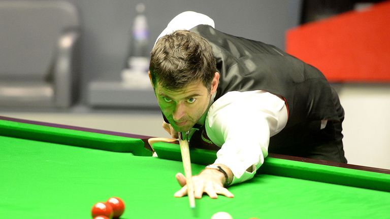 Ronnie O'Sullivan: Three big wins and runner-up in World Championship