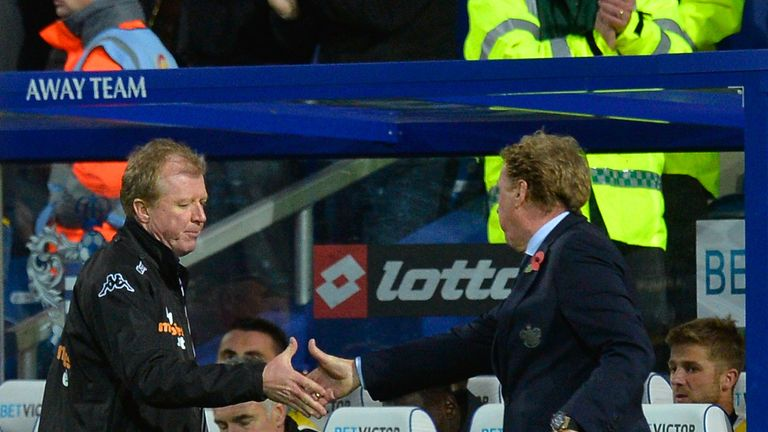 Harry Redknapp: QPR manager's experienced team face a younger Derby County outfit in the Sky Bet Championship play-off final on Saturday