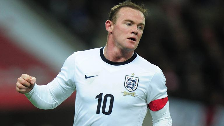 Wayne Rooney: No goals in two World Cup tournaments