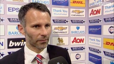 Giggs praise for 'exciting' Wilson