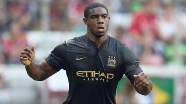 Micah Richards: Set to move to Florence