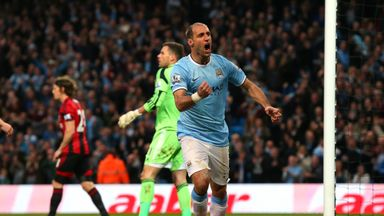 Pablo Zabaleta: Looking forward to seeing Mangala in action