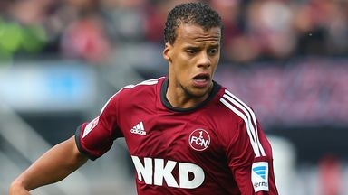 Timothy Chandler: Signed three-year contract with Frankfurt