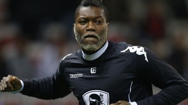 Djibril Cisse: Set to retire at the end of the season