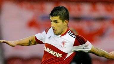 Emmanuel Ledesma: On the scoresheet for Rotherham