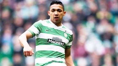 Emilio Izaguirre: Celtic defender has signed a new deal along with Mikael Lustig