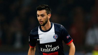 Javier Pastore: Staying at PSG, says his agent