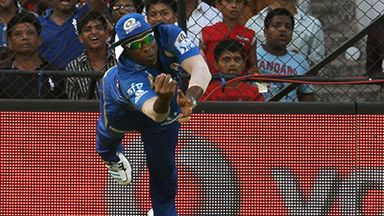 Kieron Pollard: Spectacular catch inspired Mumbai