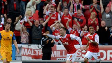 Lee Frecklington: Committed future to Rotherham