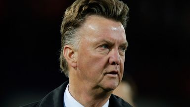 Louis van Gaal: Valencia up first at Old Trafford